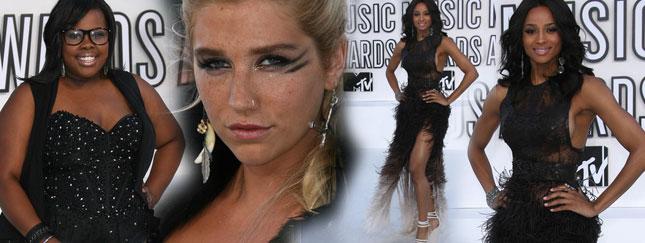 MTV VMA 2010 - zobacz gwiazdy (FOTO)