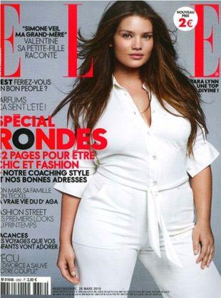 Oto PRAWDZIWA modelka plus-size w Elle (FOTO)