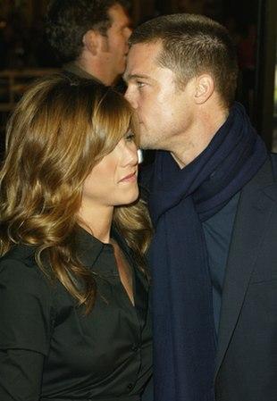 Jennifer Aniston rozczarowana spotkaniem z Pittem