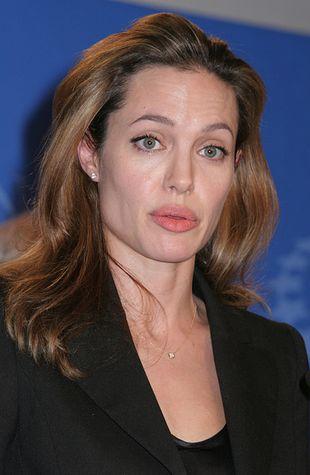 Angelina Jolie znowu w ciąży