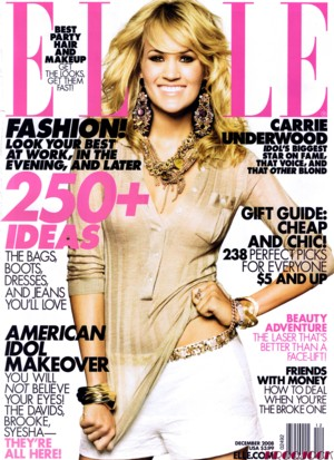 Carrie Underwood w Elle