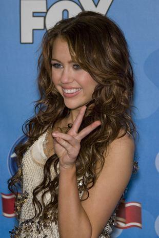 Miley Cyrus chce być jak Madonna