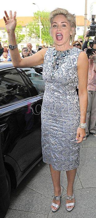 Sharon Stone bez majtek (FOTO)