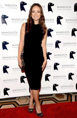 Olivia Wilde w skromnej sukience (FOTO)
