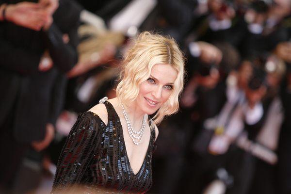 Madonna w Cannes (FOTO)