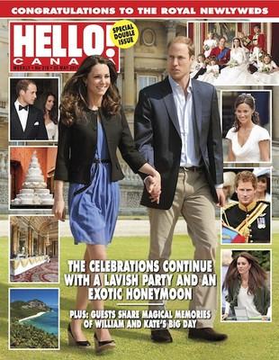 Jak spędzali podróż poślubną Książę William i Kate? (FOTO)