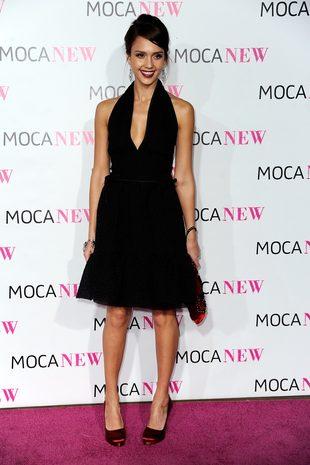 Jessica Alba tym razem wyglądała zjawiskowo! (FOTO)
