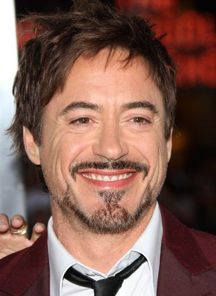 Robert Downey Jr. zostanie ojcem