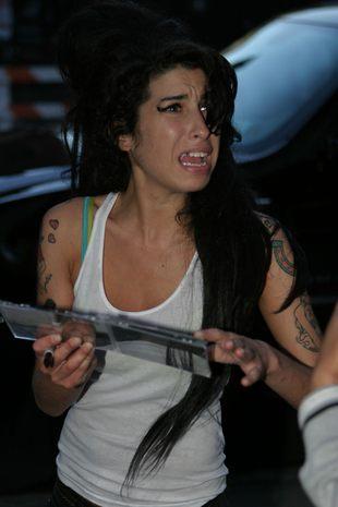 Sinusoidalne życie Amy Winehouse