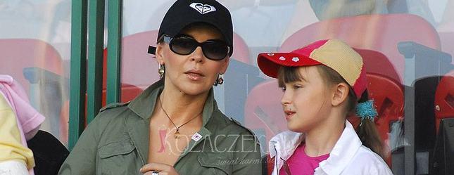 Justyna Pochanke chodziła na wagary