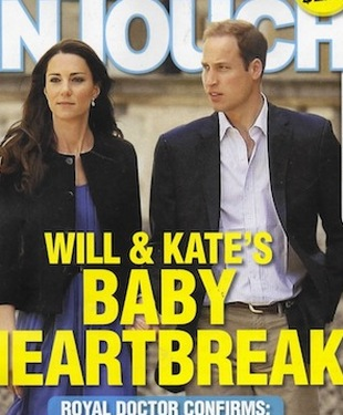 Księżna Catherine jest bezpłodna?