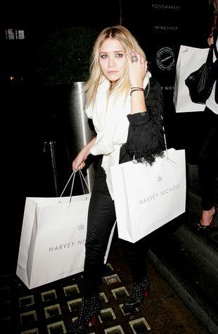 Mary-Kate Olsen przepuszcza fortunę