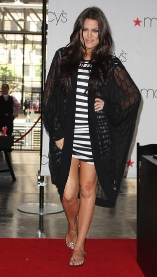 Khloe Kardashian ma 18 tys. dolarów niezapłaconego podatku!