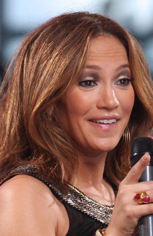 Jennifer Lopez - jak rodzić, to z rozmachem