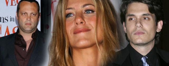 Vince Vaughn zazdrosny o romans Jennifer Aniston