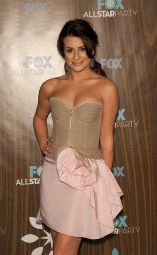 Lea Michele to diva jakich mało