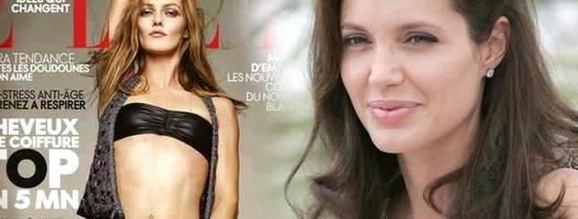 Angelina Jolie chciałaby się przespać z...