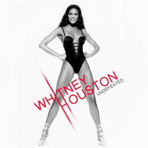 Okładka nowej płyty Whitney Houston