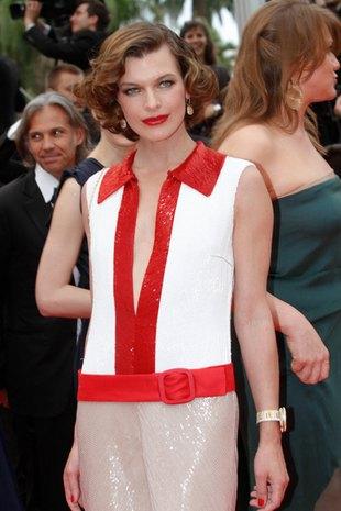 Milla Jovovich w stylu retro (FOTO)