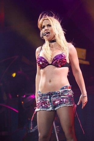 Britney Spears: Trudno mi się zmotywować do ćwiczeń