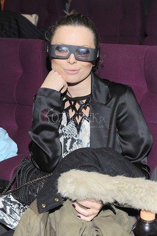 Rodzina Anny Marii Jopek razem w kinie (FOTO)