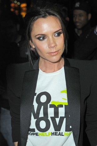 Ciążowe zachcianki Victorii Beckham