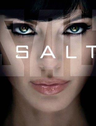 Plakat z Jolie do filmu Salt (FOTO)