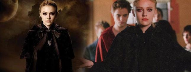 Zobacz wampiry Volturi z New Moon (FOTO)