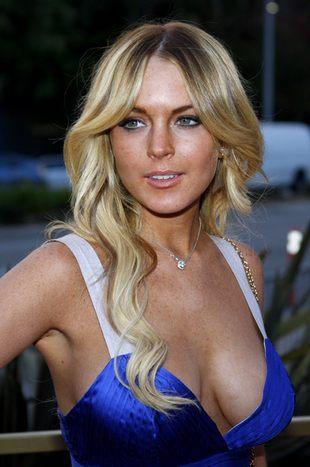 Lindsay Lohan nosi obrączkę (FOTO)