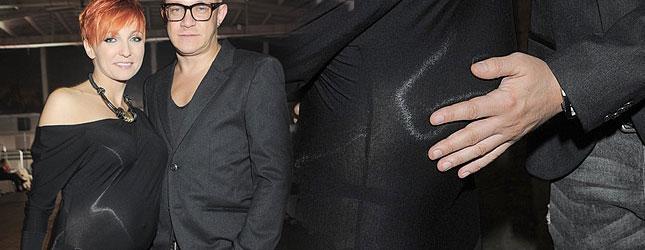 Ania Wyszkoni w ciąży pokazuje brzuszek (FOTO)