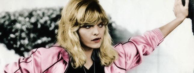 Jessica Simpson i Michelle Pfeiffer w Grease 2