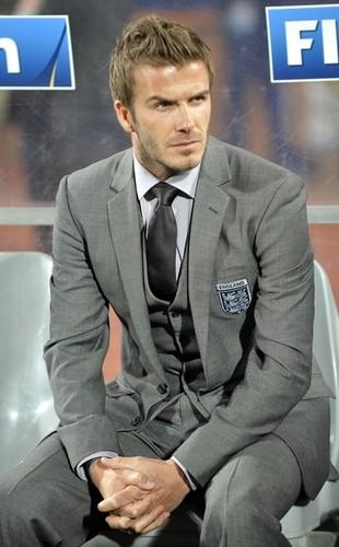David Beckham też będzie projektował