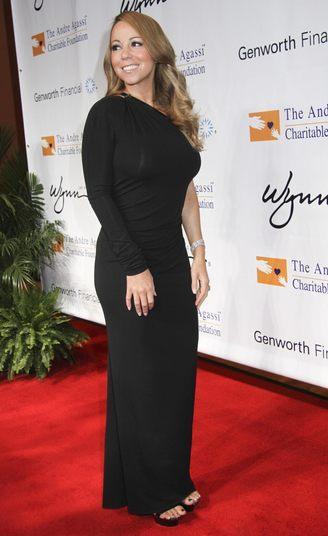 Ponętna Mariah Carey (FOTO)
