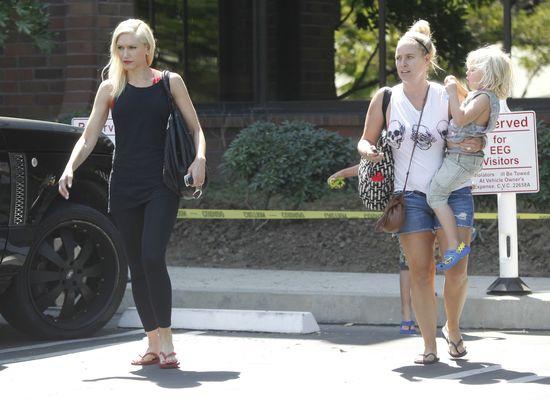 Gwen Stefani i niania, z którą zdradzał ją mąż