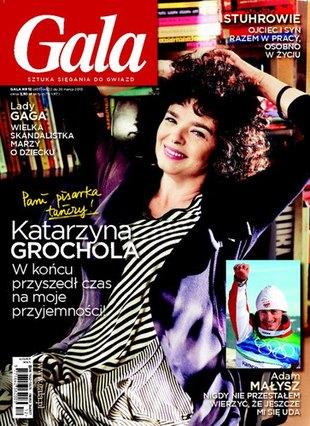 Katarzyna Grochola: Ja już jestem zakochana