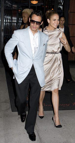Jennifer Lopez odnowiła przysięgę małżeńską