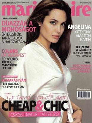 Krew na plakacie filmu Angeliny Jolie (FOTO)