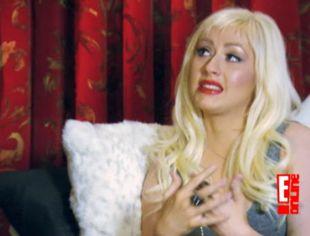 Christina Aguilera cała we łzach (VIDEO)