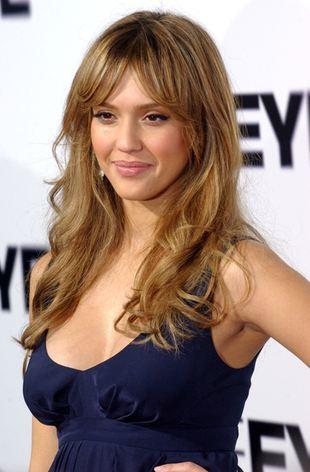 Jessica Alba ma ładne piersi