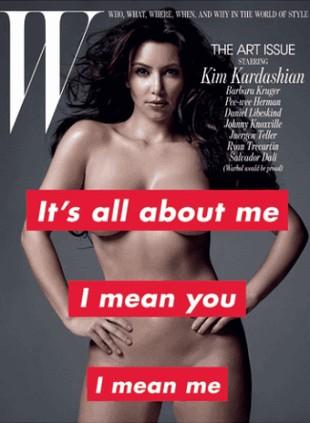 Kim Kardashian wytoczyła proces za swoje nagie zdjęcie(FOTO)