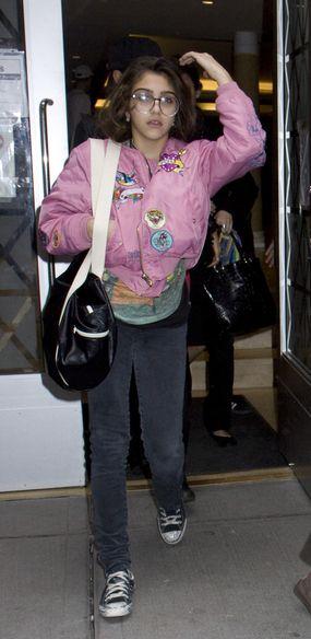 Córka Madonny, Lourdes Leon jest załamana