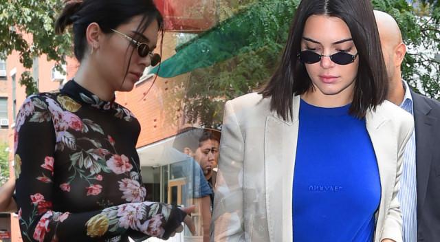 Kendall Jenner jest w CIĄŻY? NIE-DO-WIARY!