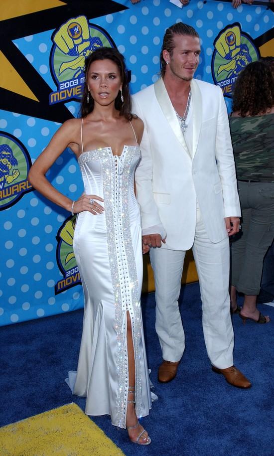 David i Victoria Beckham na romantycznej randce (FOTO)