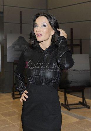 Justyna Steczkowska jak femme fatale (FOTO)