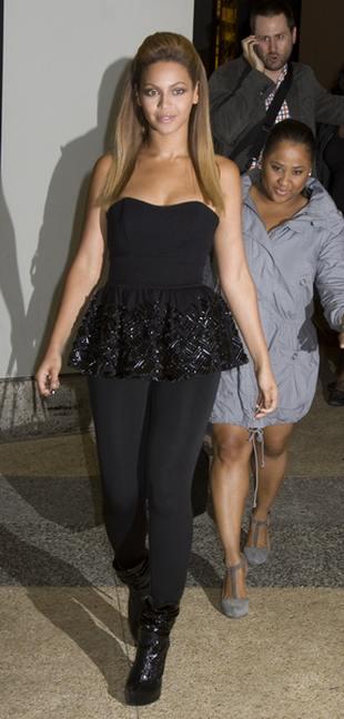 Duża i piękna Beyonce (FOTO)