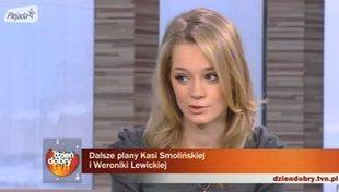 Weronika Lewicka z Top Model wyleciała ze szkoły