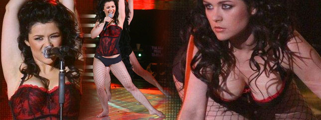 Kasia Cichopek ratuje program erotyką (FOTO)