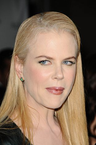 Nicole Kidman ma czoło płaskie jak telewizor plazmowy!