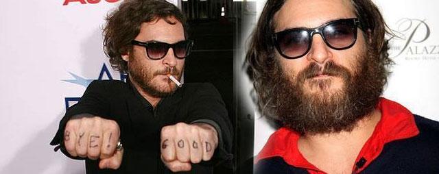 Joaquin Phoenix - to szaleństwo było udawane!