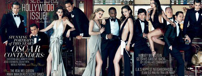 Plejada gwiazd na specjalnej okładce Vanity Fair (FOTO)